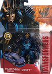 Transformers 4 Age of Extinction Autobot Drift (AoE Generations Deluxe)