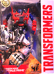 Transformers 4 Age of Extinction Evasion Mode Optimus Prime