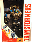 Transformers 4 Age of Extinction Lockdown - AoE Flip & Change