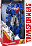 Transformers 4 Age of Extinction Optimus Prime - AoE Flip & Change