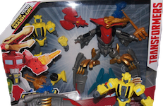 Hero Mashers Swoop and Bumblebee (Hero Mashers)