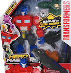 Transformers Hero Mashers Optimus Prime (Hero Mashers)
