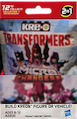 Transformers Kre-O Barrage (Kre-O Microchanger)