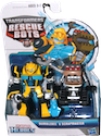 Rescue Bots Bumblebee and Scrapmaster (Rescue Bots 2-Pack)