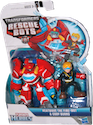 Transformers Rescue Bots Heatwave and Cody Burns (Rescue Bots 2-Pack)