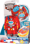 Transformers Rescue Bots Heatwave the Fire-bot (Rescan - fireboat)