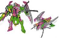 Transformers Timelines (BotCon) Thrustinator (Waspinator/Thrust) - (TFCC)