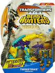 Transformers Prime Twinstrike