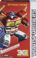 Transformers Platinum Edition Year of the Horse Optimus Prime (Platinum)