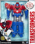 Transformers Robots In Disguise (2015-) Optimus Prime (Three-Step)
