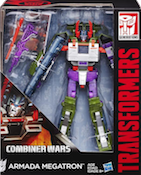 Generations Megatron (Armada style, Leader)