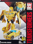Transformers Generations Bumblebee GDO Battalion