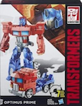 Transformers Authentic Optimus Prime GDO Battalion