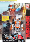 Transformers Generations Alpha Bravo (Combiner Wars)