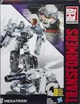 Transformers Authentic Megatron GDO Battalion