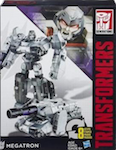 Transformers Generations Megatron GDO Battalion