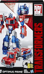 Transformers Generations Optimus Prime GDO Command