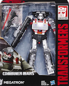 Transformers Generations Megatron Generations Leader Class