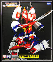 Takara - Masterpiece MP-24 Star Saber