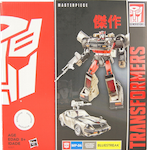 Masterpiece Bluestreak