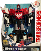 Transformers Robots In Disguise (2015-) Optimus Prime (RiD Mega)