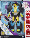 Transformers Robots In Disguise (2015-) Bumblebee (3-step, Clash of the Transformers, TRU excl)
