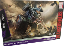 Transformers Generations Trypticon
