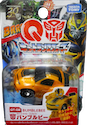 Q-Transformers (Takara) QT-02 Movie Bumblebee