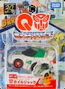 Q-Transformers (Takara) QT-10 Wheeljack