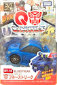 Q-Transformers (Takara) QT-16 Bluestreak