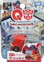 Q-Transformers (Takara) QT-19 Optimus Prime