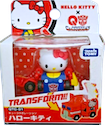 Q-Transformers (Takara) QTC-01 Hello Kitty