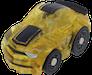 Q-Transformers (Takara) QT-02 Clear Bumblebee