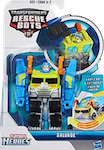 Transformers Rescue Bots Salvage (Rescan - garbage truck)