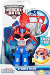 Transformers Rescue Bots Optimus Prime (Rescan - rescue truck)