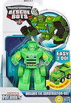 Transformers Rescue Bots Boulder the Construction-Bot (Rescan - dump truck)