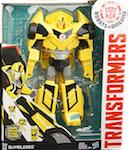 Transformers Robots In Disguise (2015-) Bumblebee (Three-Step)