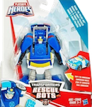 Transformers Rescue Bots Chase (Rescan 2 - police car)