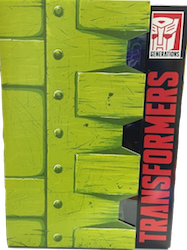 Transformers Generations Devastator (SDCC Excl: Scavenger, Hook, Bonecrusher, Long Haul, Scrapper, Mixmaster)
