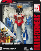 Transformers Generations Starscream (Combiner Wars)