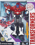 Robots In Disguise / RID (2015-) Optimus Prime - 3-step ~stealth