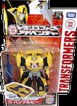 Takara - Transformers Adventure TAV01 Bumblebee