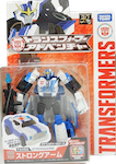 Takara - Transformers Adventure TAV03 Strongarm