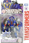 Takara - Transformers Adventure TAV12 Dreadwing