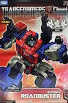 Takara - Collector's Edition (G1) Roadbuster (Cloud)