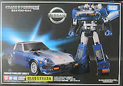 Takara - Masterpiece MP-18B Blue Bluestreak
