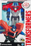 Transformers Robots In Disguise (2015-) Optimus Prime - Titan Changers
