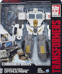 Transformers Generations Battle Core Optimus Prime (Combiner Wars, Optimus Maximus)