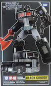 Takara - Masterpiece MP-10B Black Convoy (Takara Masterpiece Optimus Prime)