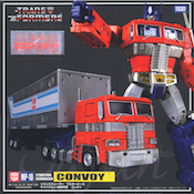 Transformers Masterpiece (Takara) MP-10 Convoy (Takara Masterpiece Optimus Prime)